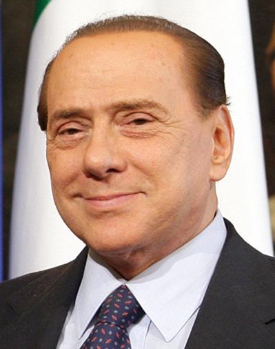 Während in zahlreichen Ländern weltweit der Opfer des Nationalsozialismus gedacht wurde, outete sich Italiens Skandel-ex-Premier Silvio Berlusconi ... - Berlusconi-2010_C-frei