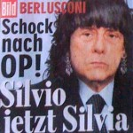 "Italiens Premier Berlusconi in der ""Bild"""