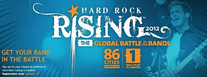 Hard Rock Cafe Weltweit Liste