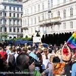 Kundgebungsteilnehmer und Demonstranten IMG_1646