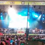 MTV-Bühne