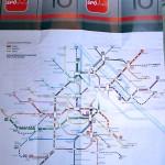 Nacht-U-Bahn-Fahrplan: Die Wiener SPÖ schmückte sich in der Nightride mit Federn der ÖVP