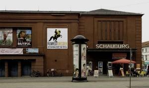 Filmtheater Schauburg: Einer der Spielstätten des Festivals.